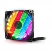 Ventilator Inter-Tech L-12025 Aura, 120 mm (RGB)