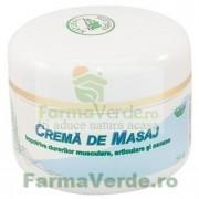 Crema de masaj impotriva durerilor musculare, articulare 500 gr Abemar Med