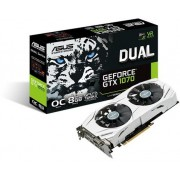 GeForce GTX1070 8GB ASUS DUAL-GTX1070-8G videokartya