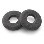 Plantronics 40709-01 Spare Ear Cushions, Foam (qty 2) - Blackwire C610/c620, Entera Hw111n/hw121n