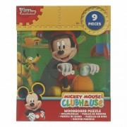Traktatie speelgoed Mickey Mouse puzzeltjes