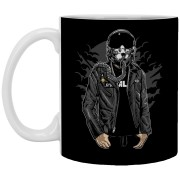 Sky Fighter - 11 oz. White Mug - 342
