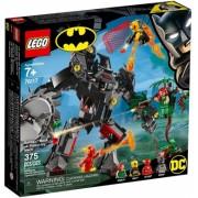 Robotul Batman contra Robotul Poison Ivy LEGO Super Heroes