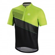 bicycle-line Maillots Bicycle-line Dirupo Black/Green