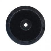 Discuri gantere 5.0 kg. (cauciuc) Ø25 mm.