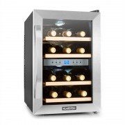 Klarstein KLARSTEIN RESERVA-34 хладилник охладител за вино 12 бутилки 34 литра (HEA3-RESERVA-34)