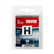 Novus tűzőkapcsok H 37 SH szuperkemény 14 mm 1000 db