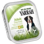 Bucati Bio de pui cu legume si cicoare, fara cereale, 150g, Yarrah
