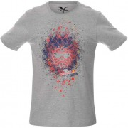 Camiseta Red Bull X-Fighters Helmet Gray - M