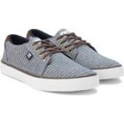 DC COUNCIL TX LE M Sneakers For Men(Blue)