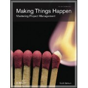 Making things happen - mastering project management