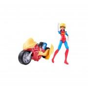 DC Super Hero Girls Batgirl Batiavion Mattel
