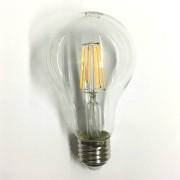 Luci Da Esterno Lampadina LED 8W E27 a Filamento – Risparmio Energetico, Bianco Caldo SKU-4407