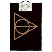 Pyramid Harry Potter - Deathly Hallows Doormat 40 x 60 cm