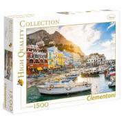Puzzle 1500 Capri - Clementoni