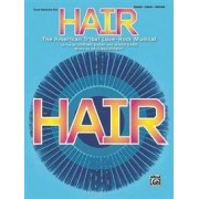 Alfred Music Hair: The American Tribal Love-Rock Musical