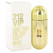 212 Vip Eau De Parfum Spray By Carolina Herrera 2.7 oz Eau De Parfum Spray