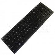 Tastatura Laptop Toshiba Satellite A660D iluminata + CADOU