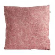 Xenos Kussen melange - roze - 45x45 cm