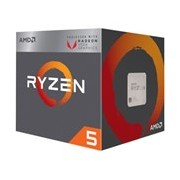 AMD Ryzen 5 2400G Quad-core (4 Core) 3.60 GHz Processor - Retail Pack