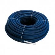 Teava PEX cu bariera anti-oxigen 16 x 2 mm, colac L=100m - in protectie gofrata albastra