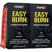 """PowGen Easy Burn 1+1 GRATIS Fatburner für die Ruhetage (""""rest days"""") Mangogeschmack 2x 15 Beutel PowGen"""