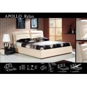NEW ELEGANCE Łoże APOLLO Relax -140x200