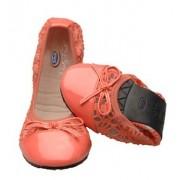 Scholl Pocket Ballerina Coral Tam. 39/40