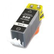 CANON PGI-520 BK black - kompatibilná náplň do tlačiarne Canon