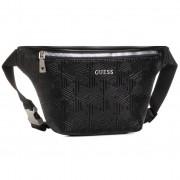 Чанта за кръст GUESS - HMBALD P0430 BLA