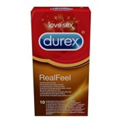 Prezervative Durex Real Feel 10 bucati