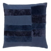 Nordal Kussenhoes Capella Donker Blauw 48 x 48