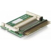 Card Reader Delock 91655 IDE 44 pini T la Compact Flash