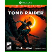 Square Enix shadows of the tomb raider limited steelbook edition xbox one