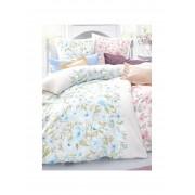 Elegante Kissenbezug ca. 40x80cm. Elegante blau
