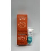 Avene Solare Kit Crema Anti Eta Spf 50+ 50 Ml + Hydrance Emulsione Leggera 15 Ml