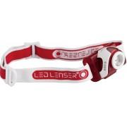 Lanternă frontală Led Lenser SEO 5, roșu