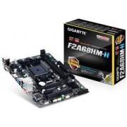 Placa Mae Gigabyte A68H M-ATX (FM2/FM2+) DDR3 - GA-F2A68HM-H