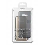 Samsung Starter Kit EB-WG95EBBEG power Bank 5,200 with cover and sc...