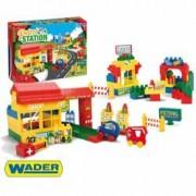 Set Wader blocuri constructie 137 elemente