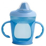 Tommee Tippee Explora easiflow 7-12m easy drink cup truly non spill