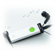 MobiFren GBH-S300 3 in 1 Stereo Bluetooth Headset MP3 Player and Portable Disc. (Color Option: Silver)