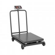 Platform Scale - 1,000 kg / 200 g - rollable - LED display