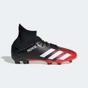 Футбольные бутсы Predator 20.3 FG adidas Performance Черный 29