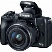 Cámara Canon EOS M50 Con Lente EF-M15-45 IS STM Mirrorless