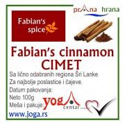 Cimet (Cinnamomum verum)
