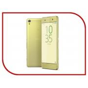 Sony Сотовый телефон Sony F3111 Xperia XA Lime Gold