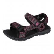 HANNAH Feet Uni sandály 118HH0206BS02 Jazzy (cube) 7,5