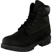 Timberland 6 Inch Premium Boot Black, Skor, Kängor och Boots, Kängor, Svart, Herr, 47