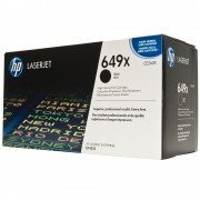 Консуматив HP 649X Original LaserJet cartridge; black; 17000 Page Yield ; 1 - pack; CLJ CP4525